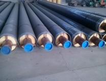 万福直埋保温管材料保温效果明显高于其他材料