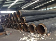 聚氨酯保温管使用的无缝保温管