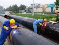 聚氨酯保温管厂家产品出厂前检测过程