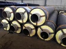 钢套钢蒸汽保温管在管道保温领域的优势