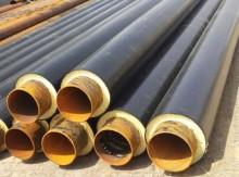 聚氨酯直埋式保温管的组成及优点