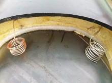 设防渗漏报警线的聚氨酯保温管和普通聚氨酯保温管有什么区别?