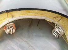 聚氨酯保温管渗透报警线有什么用?